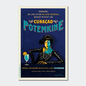 Carte Postale CURAÇAO...