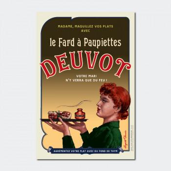 Carte Postale PAUPIETTES...