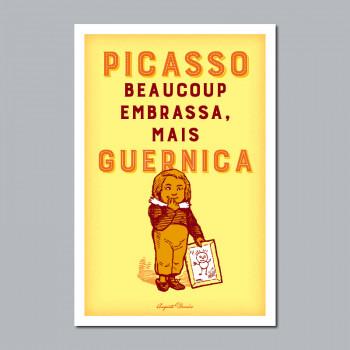 Carte Postale GUERNICA