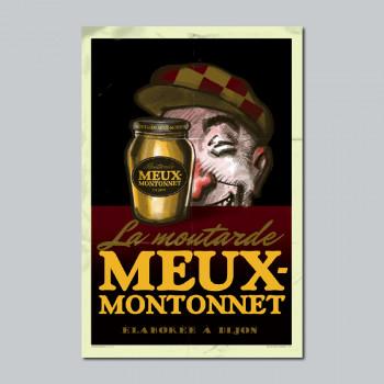 Carte Postale MEUX MONTONNET