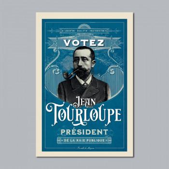 Carte Postale JEAN TOURLOUPE