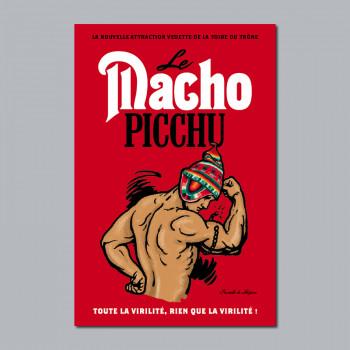 Carte Postale LE MACHO PICCHU