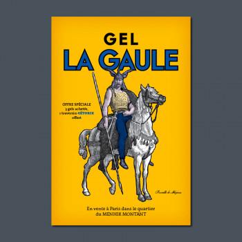 Carte Postale LA GAULE