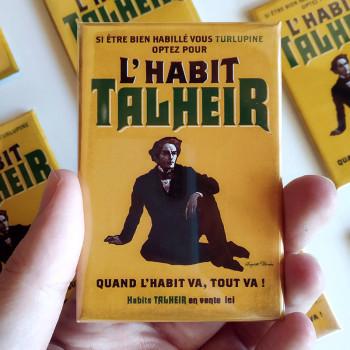 Magnet L'HABIT TALHEIR